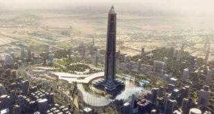 اكبر برج في العالم,لا تصدق اطول مبنى