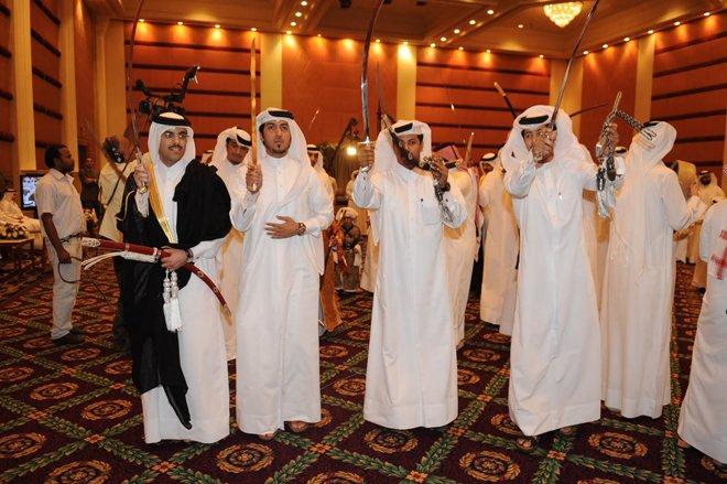 صورة اعراس قطر , اجمل الحفلات