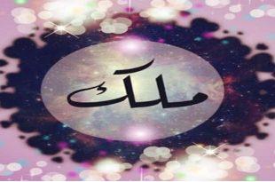 صورة معنى اسم ملك, حكم الاسم فى الشريعه الاسلاميه