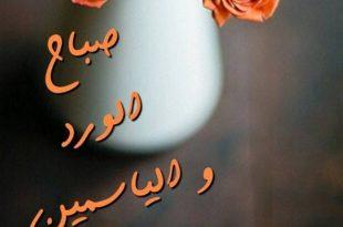 صورة رسائل صباح الخير,صباحك سكر وبسبوسة