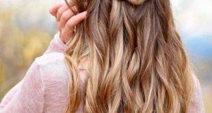 صورة تسريحات بنات للمناسبات , سوف تدهشك قصات الشعر
