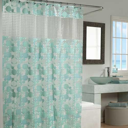 صورة ستائر حمامات, أروع تصاميم لستائر الحمامات 3321 5