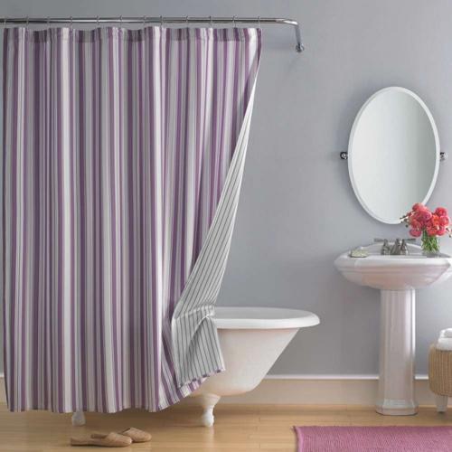 صورة ستائر حمامات, أروع تصاميم لستائر الحمامات 3321 7