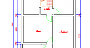 صورة خرائط منازل , كيف تنظم مساحة بيتك