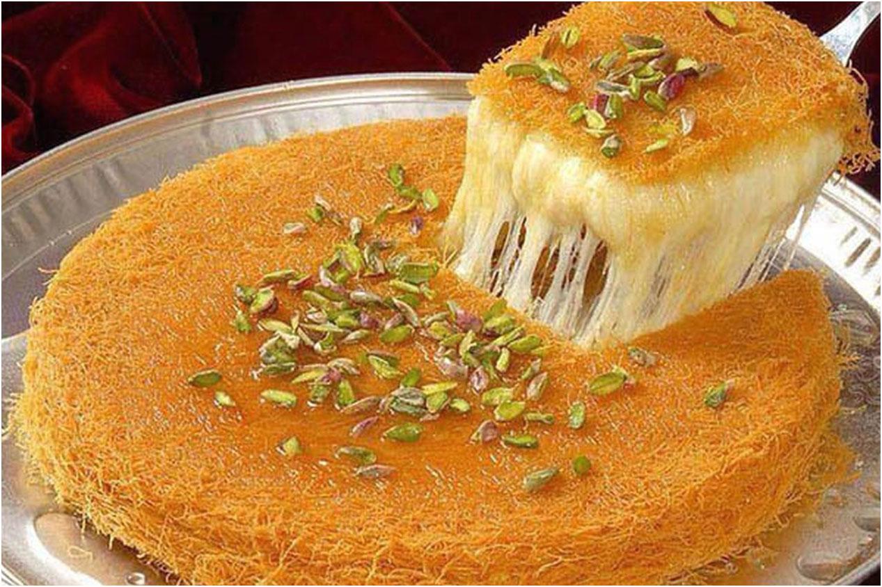 صورة حلويات رمضان، طريقه عمل بلح الشام الاصلي 3435 4