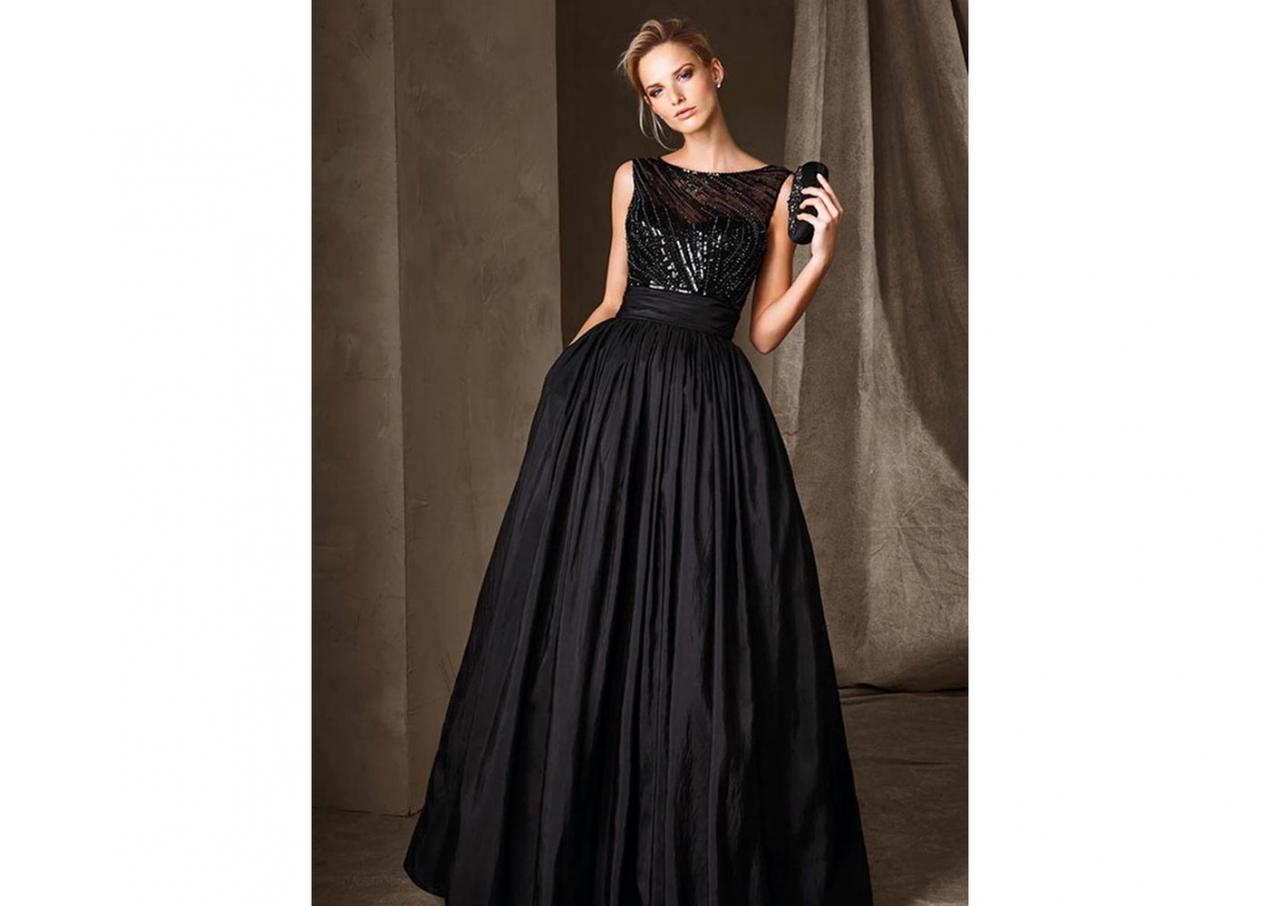 صورة فساتين حفلات , تعرفي علي احدث موديلات الفساتين في 2020 3645 3