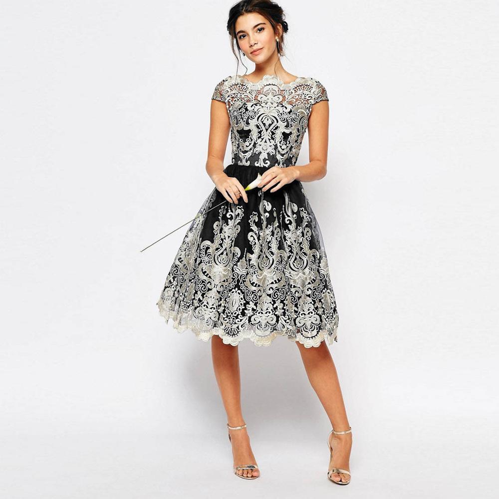 صورة فساتين حفلات , تعرفي علي احدث موديلات الفساتين في 2020 3645 5