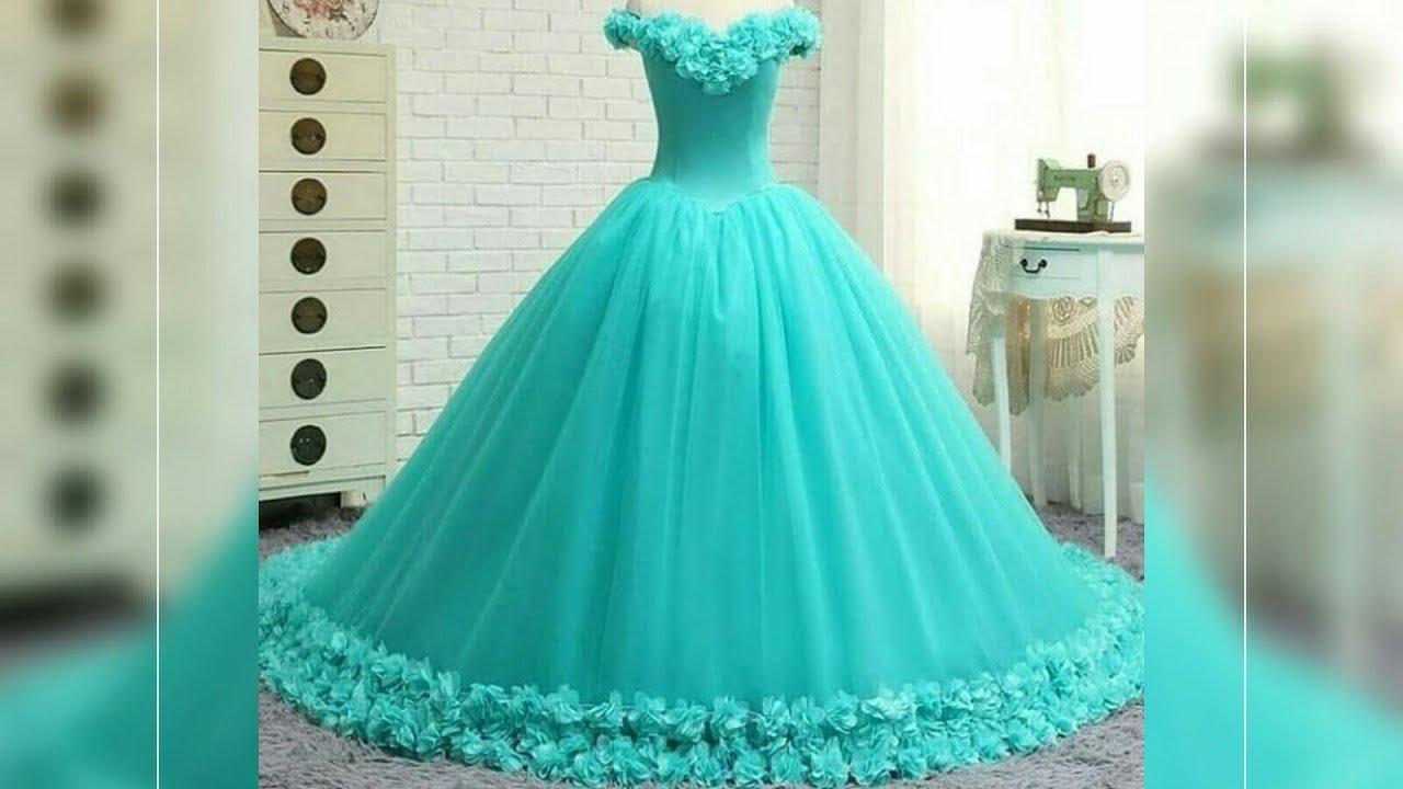 صورة فساتين حفلات , تعرفي علي احدث موديلات الفساتين في 2020 3645 9