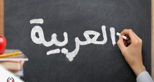 مقدمة عن اللغة العربية