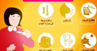 اعراض الحمل بالاسبوع الرابع